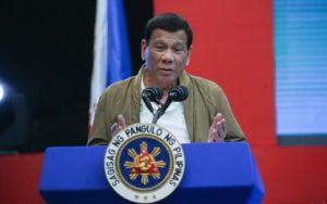 """Drug situation better under my term"" – Duterte"