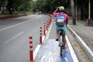 Angeles City to install bike lanes in national, city roads