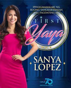 Sexy Kapuso star Sanya Lopez, kapalit ni Marian Rivera sa 'My First Yaya'