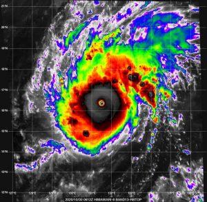Typhoon #RollyPH: Pre-emptive evacuation ini-umang na sa mga residente sa Camarines Norte