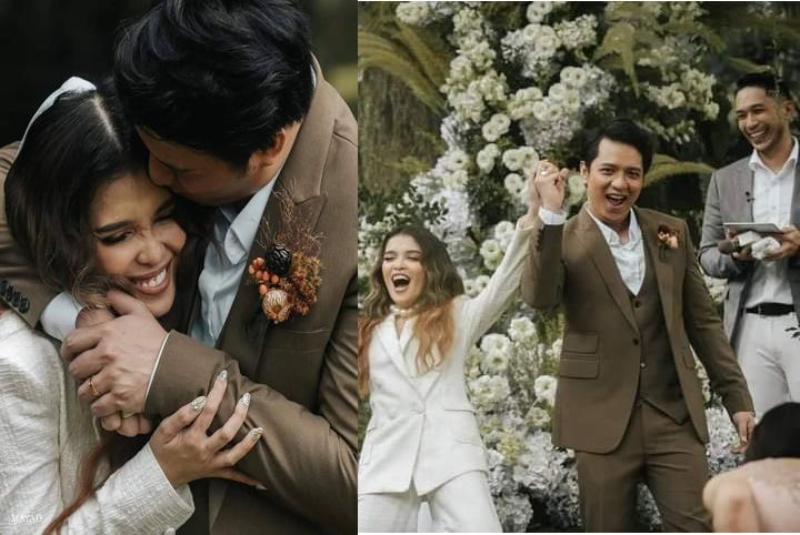 LOOK: KZ Tandingan, TJ Monterde post photos as groom and