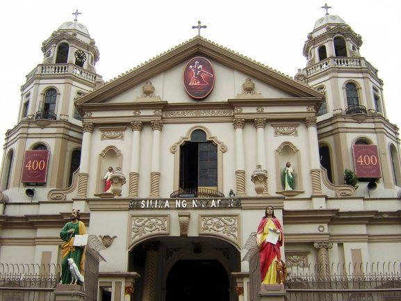 Memoriam wall para sa mga yumao, itinatag ng Quiapo church