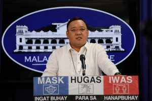 PDU30 may take first COVID-19 vaccine shot — Roque