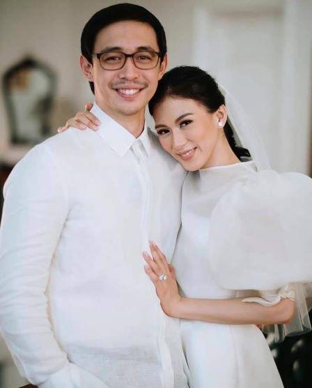 Alex Gonzaga marries non-showbiz fiancé