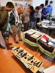 Hepe ng Olongapo City Police Office, sibak sa puwesto: Shabu lab sa SBMA, nadiskubre