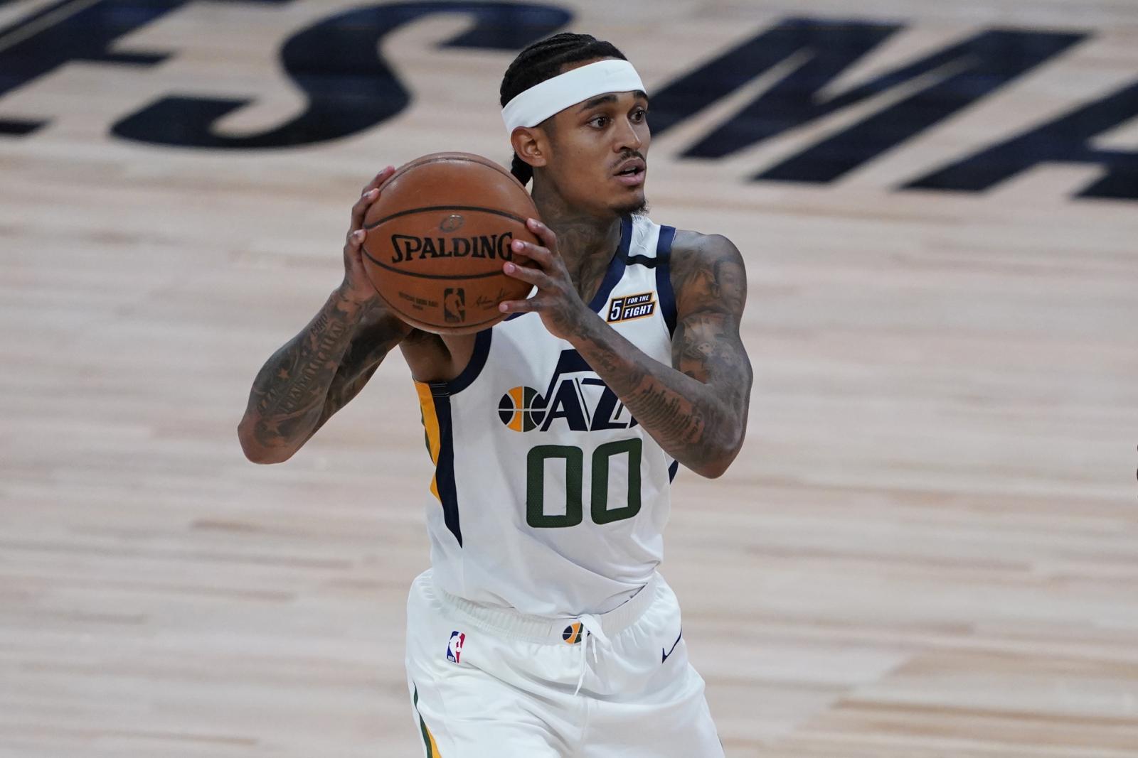 Fil-Am Jordan Clarkson leads Utah Jazz win anew