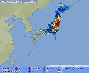 Fukushima tremor brings back 2011 quake memories