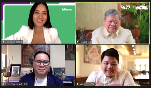 Hygiene company gives back to empower a new breed of Filipino business leaders