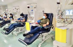 DOH calls on youth to donate blood