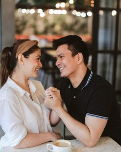 Kapuso stars Tom Rodriguez and Carla Abellana are engaged