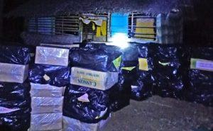 P2.8-milyong smuggled na sigarilyo, nasabat ng PCG