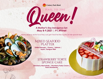 Hail to the Queen! Give your Mom the love she deserves on Mother's Day