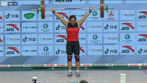 Angeles City allots P2 million for weightlifters' training facility