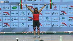 Hidilyn Diaz qualifies in Tokyo Olympics