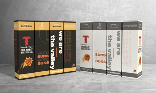 Tanduay signs deal with Phoenix Suns,  first PH company to sponsor five NBA teams