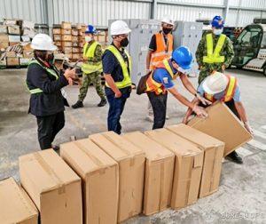 BOC-Subic seizes P38.1-M worth of fake cigarettes