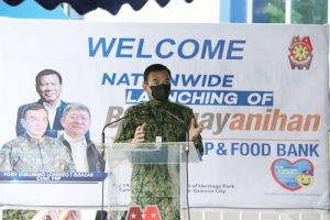 PNP launches social responsibility program