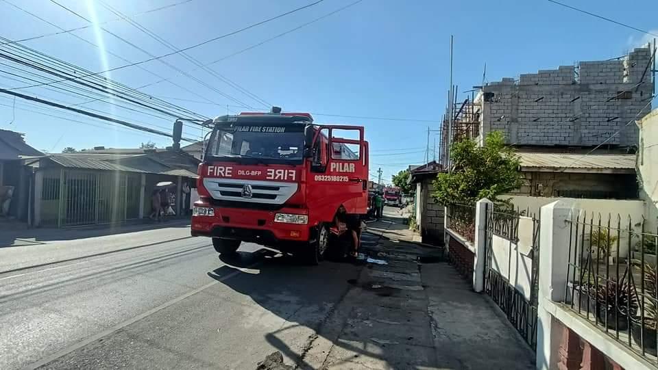 P1.2M halaga ng ari-arian, naabo sa sunog sa Bataan