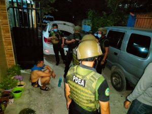Cop nabbed for drugs in Iligan City