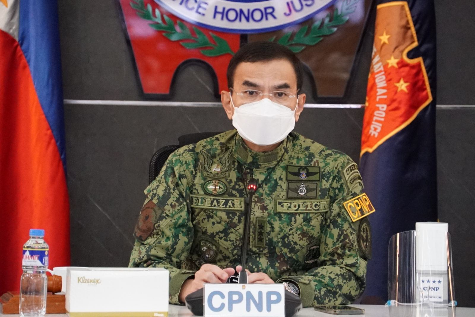 Eleazar to PNP units: Be offensive vs BIFF
