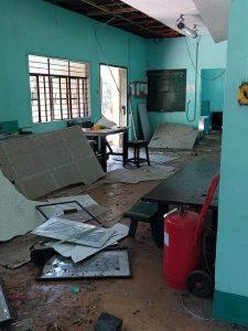 2 patay, 2 sugatan sa pagsabog sa arsenal depot ng DND sa Bataan