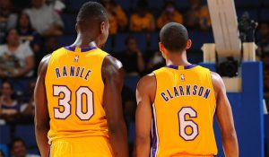 Former Lakers capture NBA awards this year