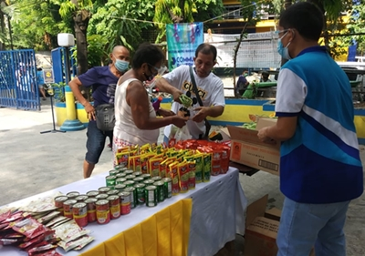 Mandaluyong manpower center to hold Community Pantry activity