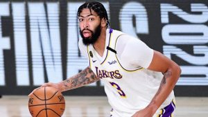 Anthony Davis lifts Lakers to outshine Suns