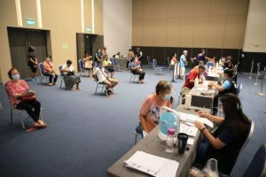 Olongapo City, pinuri ng DOH sa vaccination program