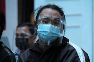 Suspek sa likod ng 'vaccination slot' for sale, sumuko