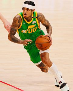 Utah Jazz clinches NBA overall top spot behind Jordan Clarkson's heroics