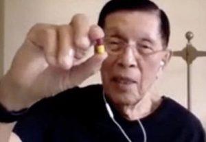 """Dating Senador Enrile, makakausap ni PRRD sa """"Talk to the People"""" mamayang gabi sa isyu ng WPS"""