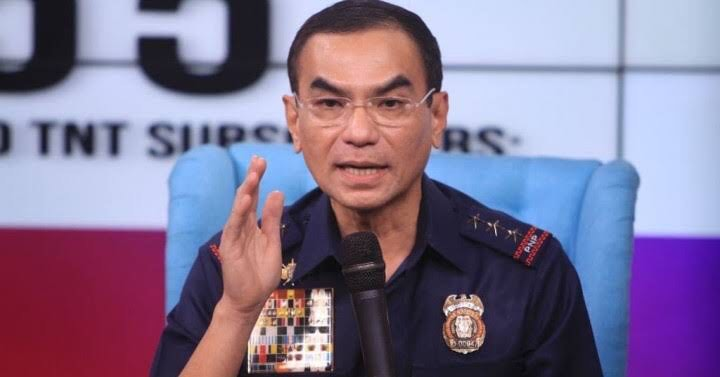 Guillermo Eleazar named as the next PNP Chief