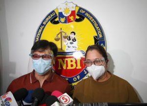 Mag-asawang Abalos, nagpasaklolo sa NBI kaugnay sa ilegal na bentahan ng bakuna kontra COVID-19