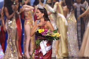 Ms. Mexico is this year's Miss Universe
