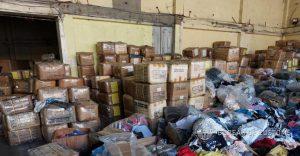 P1-B halaga ng mga pekeng produkto, nasabat ng Bureau of Customs