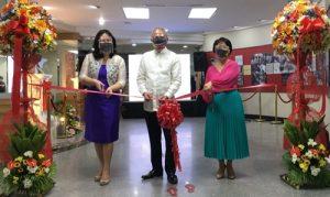 Cardinal Santos Medical Center unveils renovated hospital lobby