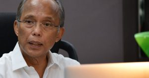 Cusi, two others expelled from PDP-Laban
