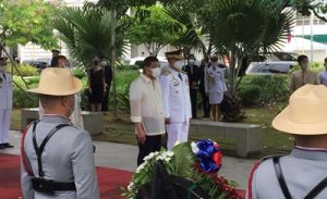 Duterte leads Freedom Day rites in Bulacan