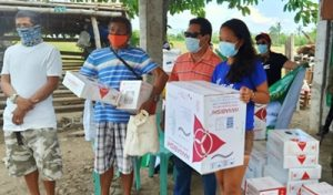 Helping the people of Bicol start over