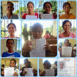 29 CTGFO members surrenders to PNP
