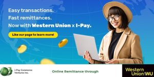 I-Pay bolsters accord with Western Union, expands remittance offering for Shopee users