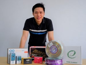 A local company helps product creators turn their ideas into reality