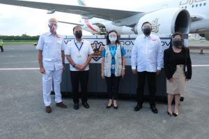 Over 2M doses of AstraZeneca vaccines from COVAX arrive in the PHL