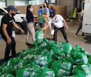 Relief packs donated to Dinalupihan flood victims