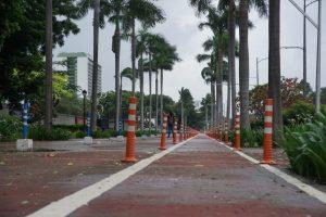 DOTr inaugurates PH's longest bike lane network in MM
