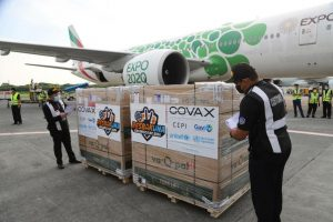 PHL receives Janssen vaccines from US gov't through COVAX