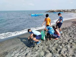 Ilocos cops commended for holding cleanliness, environment protection efforts