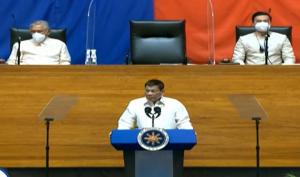 "Duterte's health ""A-ok"" — Palace"