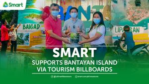 Smart supports Bantayan tourism efforts